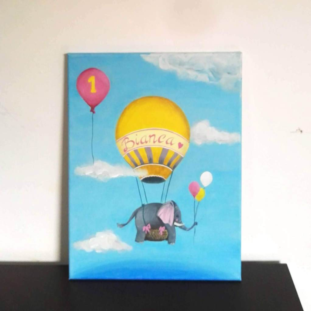 Dipinti Murali Per Camerette servizi – fantasie art studio